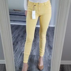 Bershka push up skinny jeans